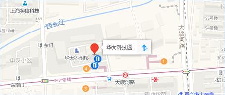 上海市普陀区金沙江路1006号(华大科技园)4楼